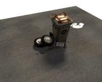 3d playground garbage floor model