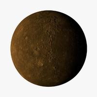 mercury 16k c4d