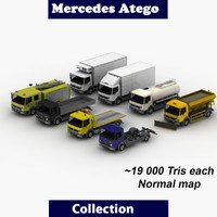 Mercedes Atego Collection