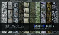 Brick Collection - Vol1 (PBR Textures)