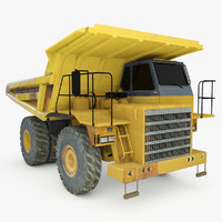 heavy industrial medium haul truck max