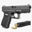 firearms 3D models
