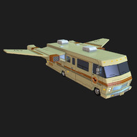winnebago eagle 5 3d model