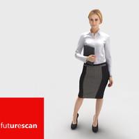 Businesswoman 01