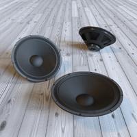eminence alpha-15a speaker max