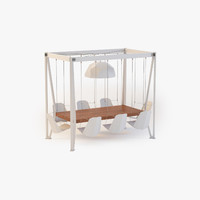 Duffylondon Swing Table