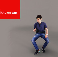scan people archviz max