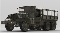 US Army Truck GMC CCKW 353-A