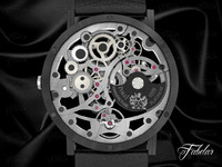 3d watch mechanism 19