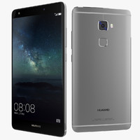 huawei mate s smartphone 3d max