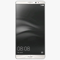 huawei mate 8 moonlight 3d model