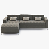Gus Modern Jane Bi-Sectional Chaise