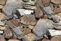 Stone wall 122