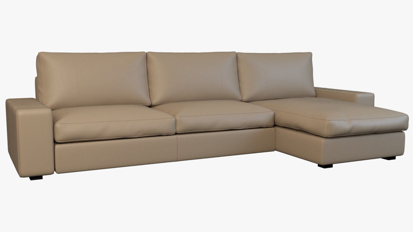 Ikea Kivik Leather Sofa Kivik Three Seat Sofa Grann
