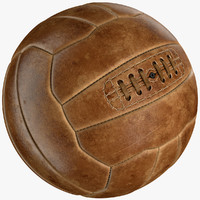 soccer ball 3D models
