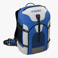 fishing backpack 3ds