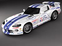 Dodge Viper GTS Racing