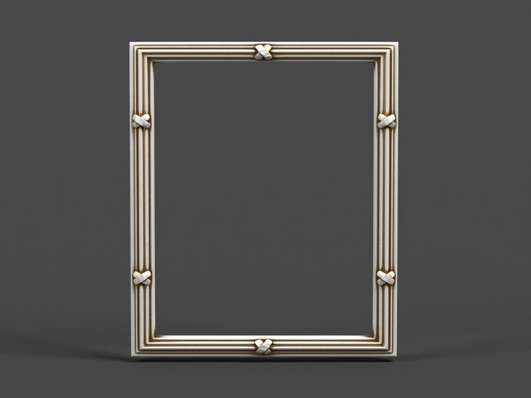 Free mirror cnc 3d model for Mirror 3d model