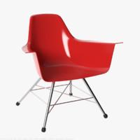 3d model chair excellent