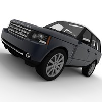 land rover range 3ds