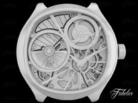 watch mechanism 20 3d model