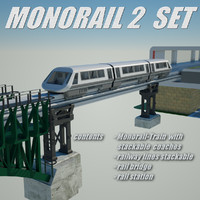 monorail 2 set