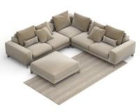 sofa easy 3d max