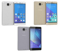 3d model of huawei honor 7 colors