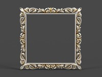 mirror cnc 3d max