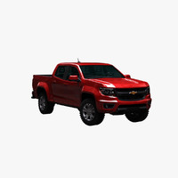 3ds chevrolet colorado crew cab