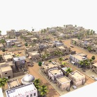 ArabStreets_St02 3D Model