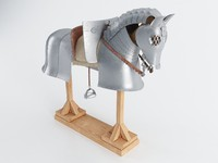 horse armor max