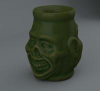 cup 2 3d model