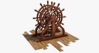 ship wheel max