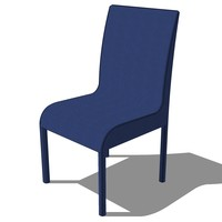 dinning chair design 3ds