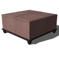 Footstool   pouf  french design(1)