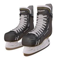 bauer hockey 3d max