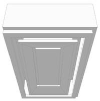 3d false ceiling feature element