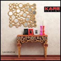3d model console mirror accessories kare