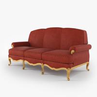 sofa zanaboni p158 max