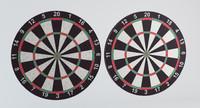 3d max dart board