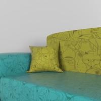 Unwrapped Sofa
