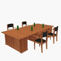 conference table chairs max