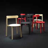 roda-chair 3d model