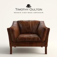 3d armchair timothy oulton reggio