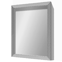 3d model of light wall mounted mirror