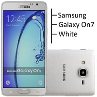 samsung galaxy on7 white dxf