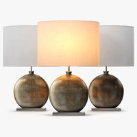 3d valencia table lamp