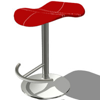bar stool design 3ds