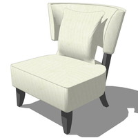 master chair design 3d 3ds
